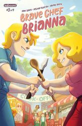 Brave Chef Brianna #3