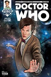 Doctor Who : The Eleventh Doctor Year Three #5