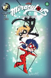 Miraculous The Adventures of Ladybug and Cat Noir #1