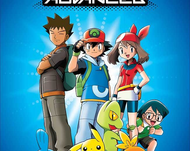 Pokemon Advanced Complete DVD Collection