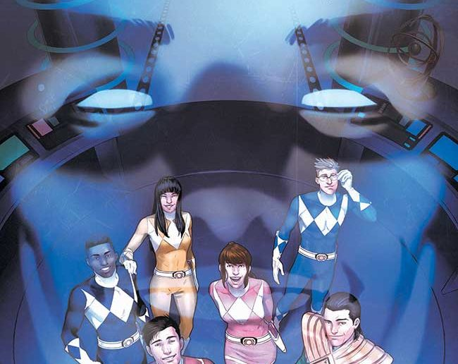 Power Rangers #15