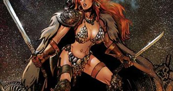 Red Sonja The Long Walk to Oblivion