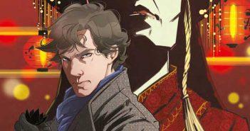 Sherlock The Blind Banker #5