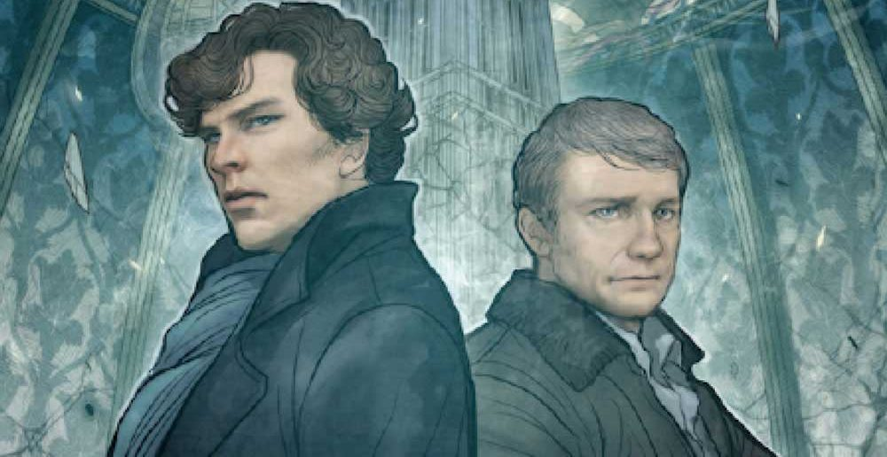 Sherlock The Great Game #1