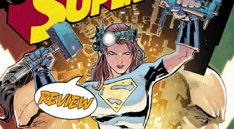 Superwoman #10 Review