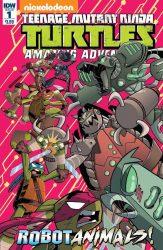 TMNT Amazing Adventures: Robotanimals! #1