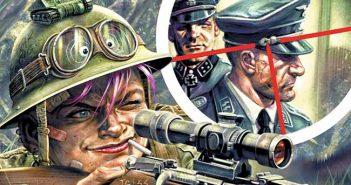 World War Tank Girl #2