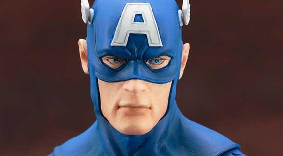 Captain America ArtFX Statue