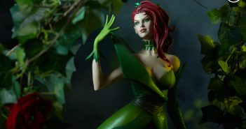 Poison Ivy Sideshow Collectibles Statue