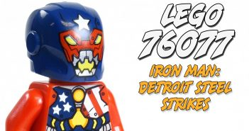 Iron Man Detroit Steel Strikes