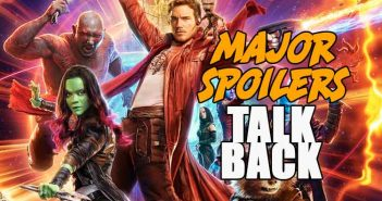 Guardians of the Galaxy Vol. 2 Talk Back