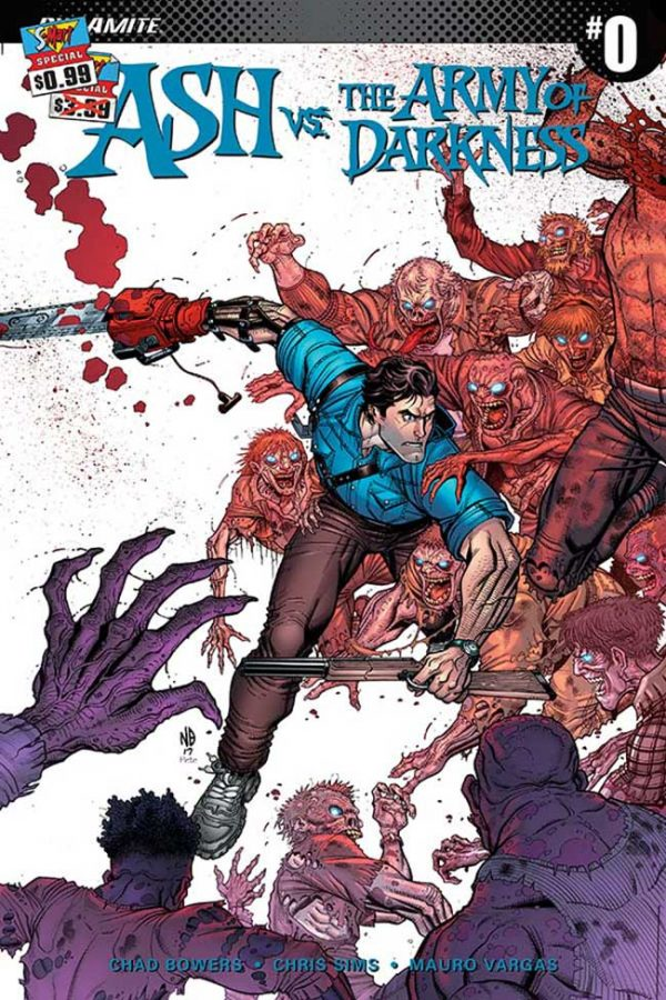 Ash vs Army of Darkness #0
