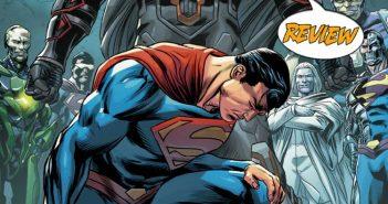 Action Comics #981 Review
