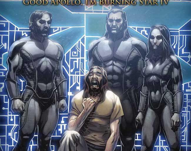 The Amory Wars: Good Apollo, I'm Burning Star IV #3