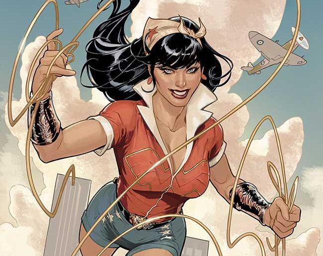 DC Comics Bombshells United
