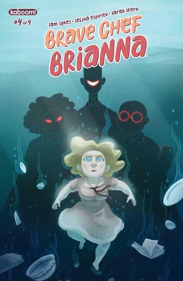 Brave Chef Brianna #4