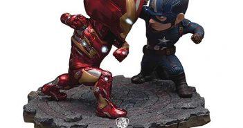 Beast Kingdom Civil War Toys Statues