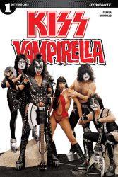 KISS/Vampirella #1