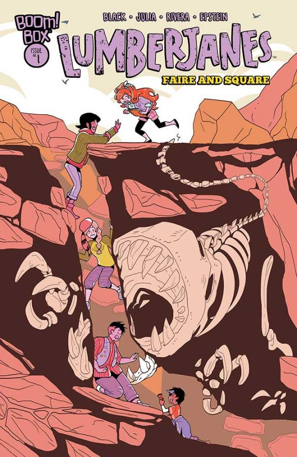 Lumberjanes 2017 Special #1: Faire and Square