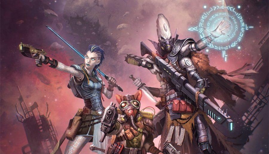 Starfinder Paizo Pathfinder