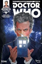 Doctor Who Twelfth Doctor Year 3 #4