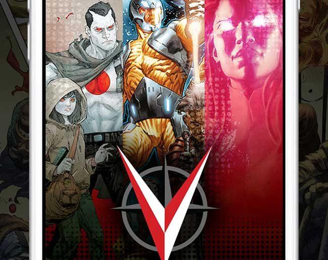 Valiant Comics App Digital Comics