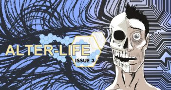 Wayne Hall, Wayne's Comics, Caleb Thusat, Alter-Life, ZED, Jake, Katrina Kuntsmann, Kickstarter, Wizard World Chicago, Indie, comic, self-publish