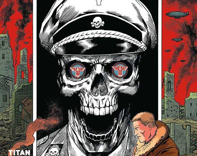 Wolfenstein comic book