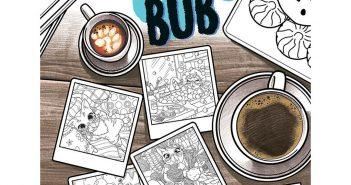 Lil Bub coloring book