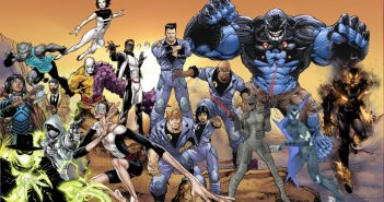 Dark Matter Multiverse DC Comics at San Diego Comic Con