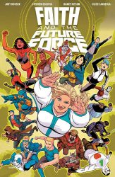 Faith and the Future Force #1