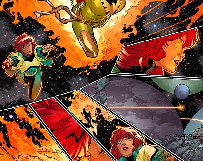 Phoenix & Jean Grey #1
