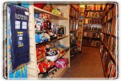 Local comics shops, LCS, women's shoes, tattoos, Navy base, car windows, gaming,