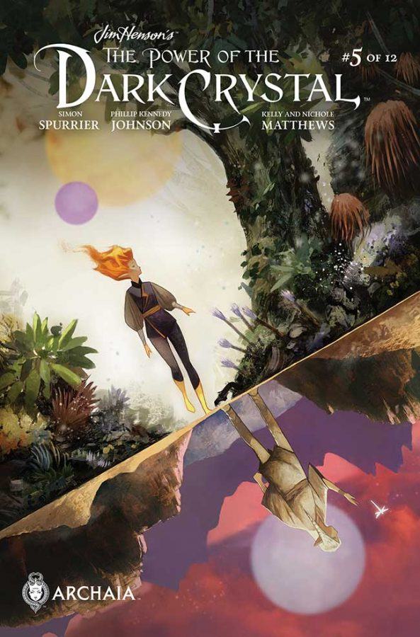 The Power of the Dark Crystal #5