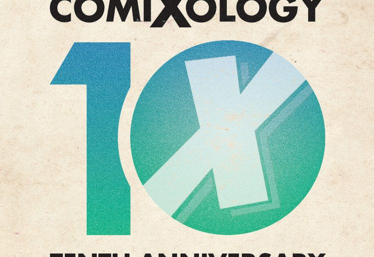 Comixology Trading Cards