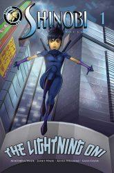 Shinobi Ninja Princess The Lightning Oni #1