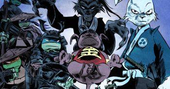 TMNT Season 5 Teenage Mutant Ninja Turtles Usagi Yojimbo