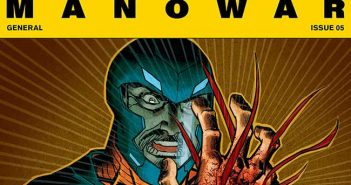 X-O Manowar #5
