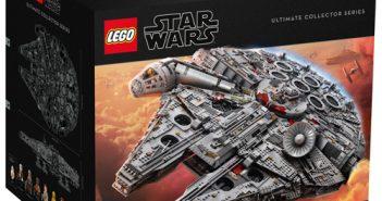 Star Wars Ultimate Millennium Falcon