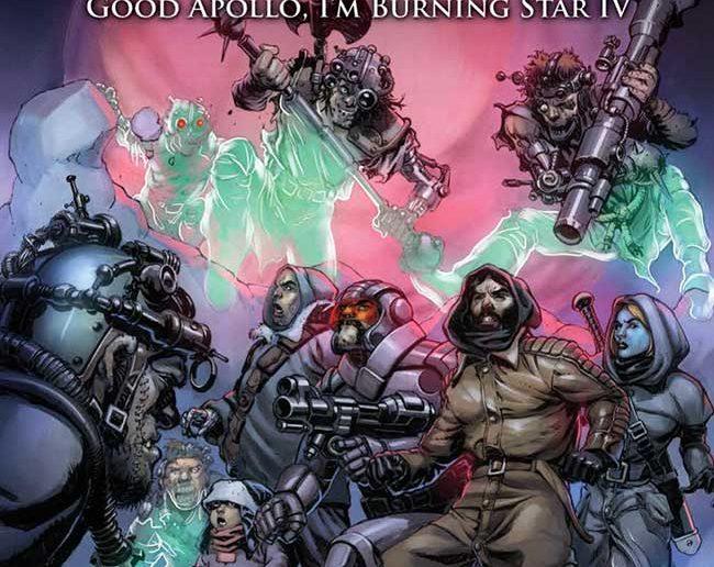 THE AMORY WARS: GOOD APOLLO, I'M BURNING STAR IV #5