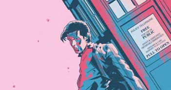 Doctor Who Eleventh Doctor Year 3 #9