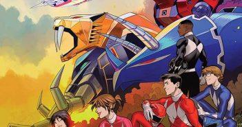 Go Go Power Rangers #2