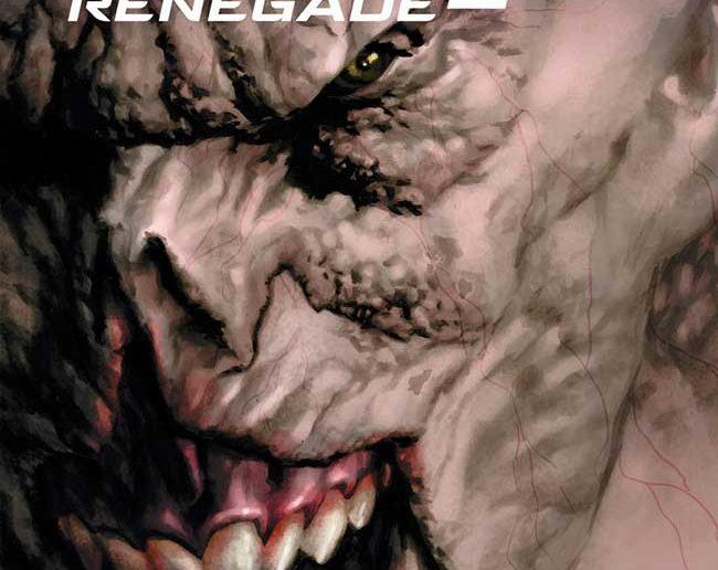 Harbinger Renegade #6