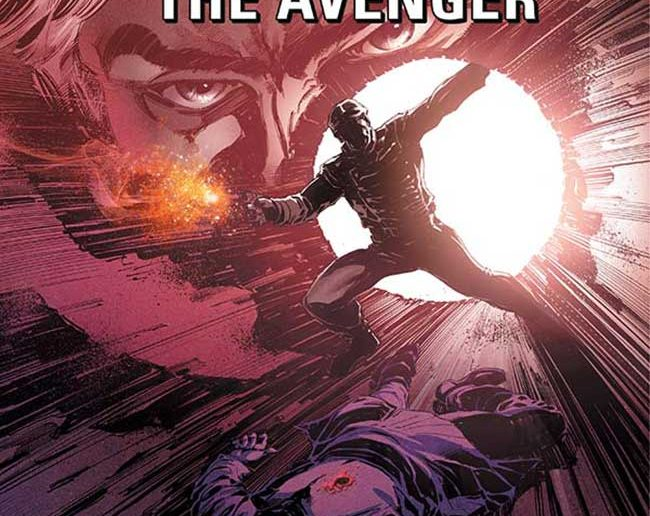 Justice, Inc. The Avenger: Faces Of Justice #2