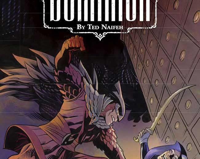 Night's Dominion Season 2 #1