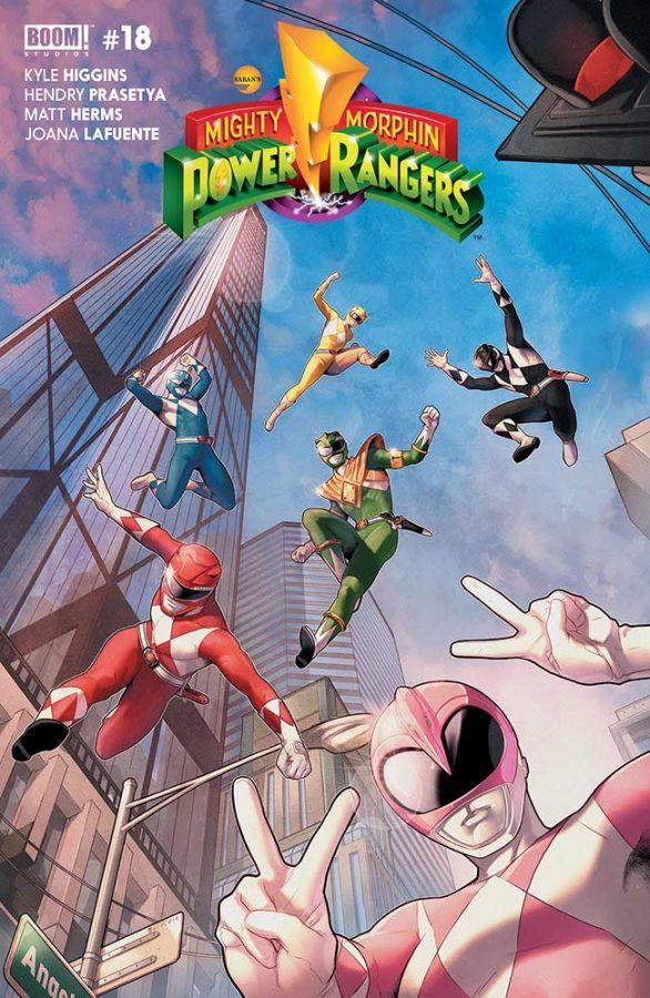 Power Rangers #18