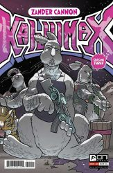 Kaijumax Season Three #2