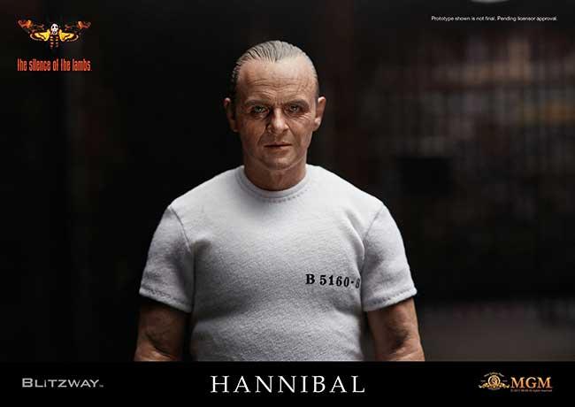 Hannibal Lecter Action Figure