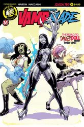 Vampblade Volume Two #6