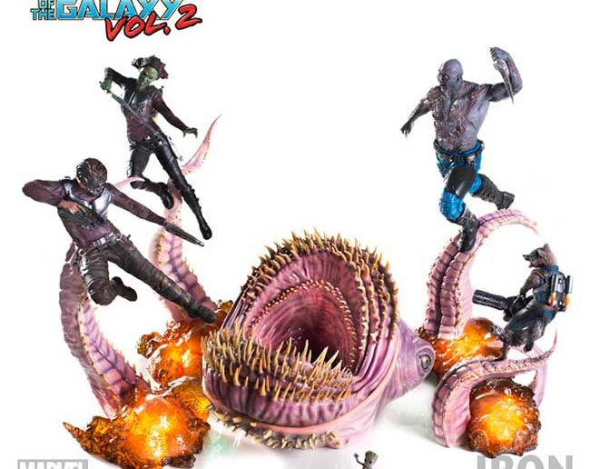 Bluefin Guardians of the Galaxy